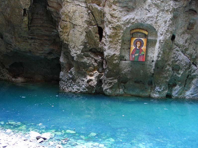Минеральные воды России