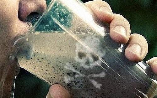Не пейте сырой воды!