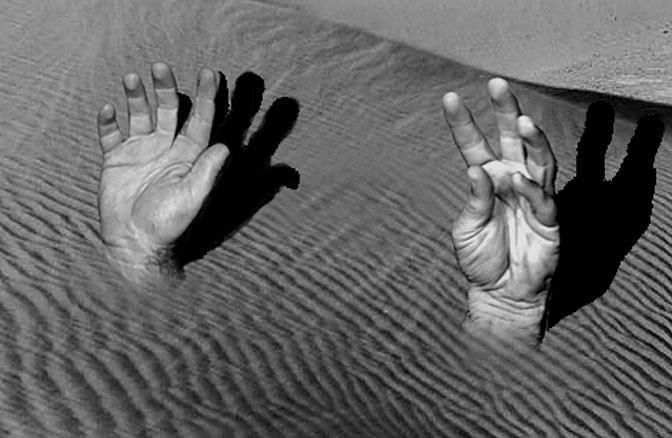 Серьезная проблема дачных колодцев - плывун